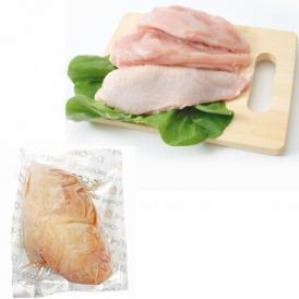 若どり 鶏むね肉 360g×6パック(九州産 産地パック)使いやすい小分けパック
