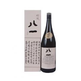 吟醸「八一」1.8L[化粧箱入り] 高橋酒造