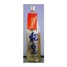 [産直新潟県]特別本醸造 能鷹 1.8L【取り寄せ】