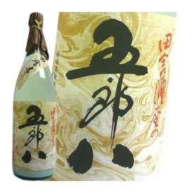にごり酒 五郎八 1.8L 菊水酒造 秋冬限定 濃厚甘口にごり酒