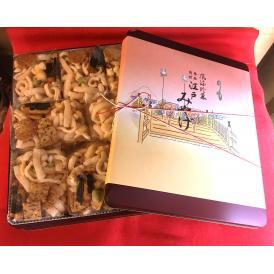 江戸みやげ缶入り(60g x 8袋)