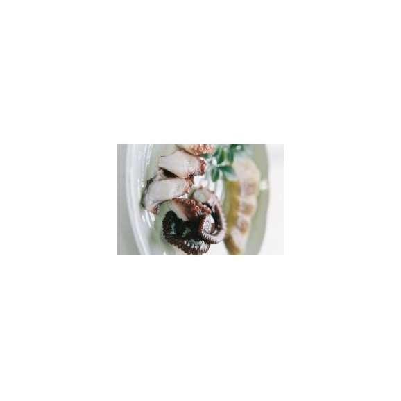 瀬戸内海 宮窪沖で捕れた真タコ【めききセレクション】【9】01