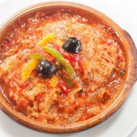 スペインの伝統的な鶏肉の煮込み料理です