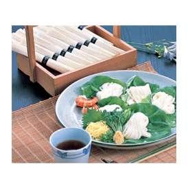 小豆島・銀四郎の手延素麺「古蔵越品」