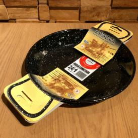 パエリアを作るならやっぱり専用鍋☆