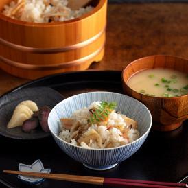 研いだお米に混ぜて炊くだけの炊き込みご飯の素