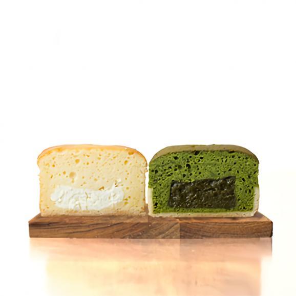 パウンドケーキ チーズ&抹茶BOXセット01