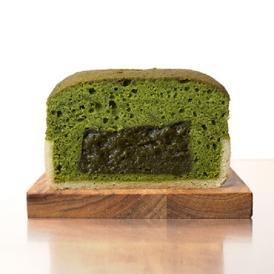 パウンドケーキ(抹茶)