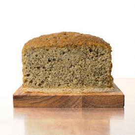 アールグレイ茶葉を粉末状にして挽きたてのものを使用したパウンドケーキです。