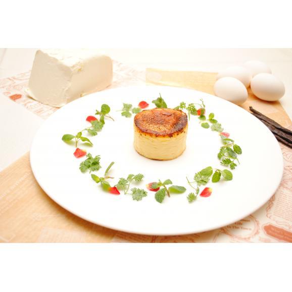 バスク風チーズケーキ【ミニサイズ(約7cm)】01