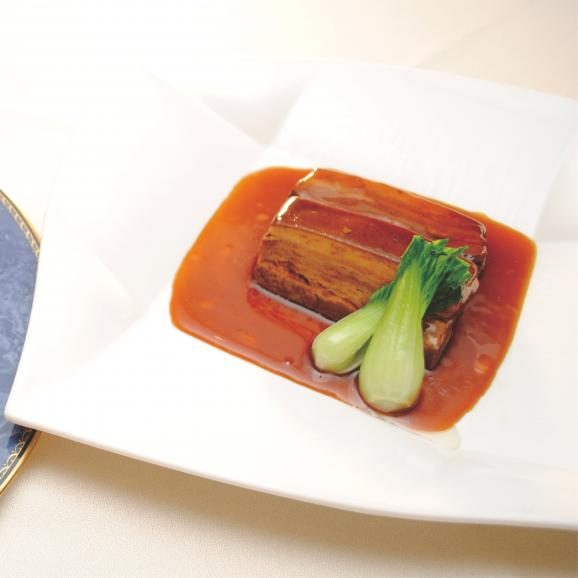 至高の逸品 味くらべ!角煮とアベル黒豚のセット03