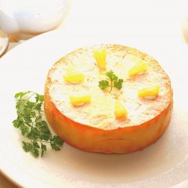 【季節限定】パイナップルチーズケーキ【5号サイズ(約15cm)】