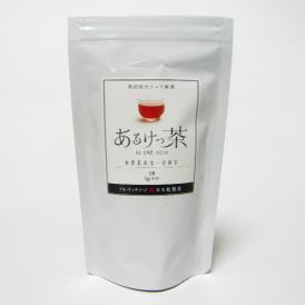 カネ松製茶 奥田政行シェフ企画 ダイエットサポートティー 有機栽培 発酵茶 あるけっ茶 ロゼ茶 40g 5gティーバッグ 8包入