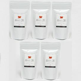 カネ松製茶 奥田政行シェフ企画 ダイエットサポートティー 有機栽培 発酵茶 あるけっ茶 ロゼ茶 40g 5gティーバッグ 8包入 5個セット