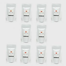 カネ松製茶 奥田政行シェフ企画 ダイエットサポートティー 有機栽培 発酵茶 あるけっ茶 ロゼ茶 40g 5gティーバッグ 8包入 10個セット