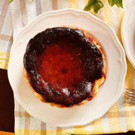 【数量限定】gastroteka bimendiのバスクチーズケーキ
