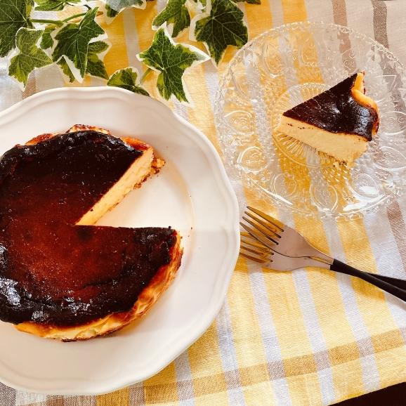 【数量限定】gastroteka bimendiのバスクチーズケーキ02