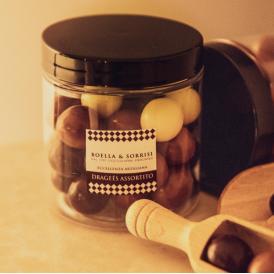 チョコレートドラジェ アソート