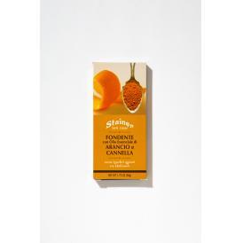シュガーフリーオレンジ&シナモンチョコタブレット