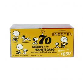 SNOOTEA(スヌーティー)2缶セット セイロン×マスカット【スヌーピー誕生70周年記念シート】