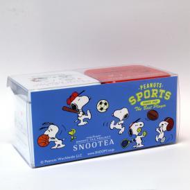 SNOOTEA(スヌーティー)2缶セット キャラメル×セイロン