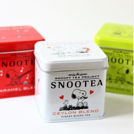 【特別企画!期間限定送料無料】SNOOTEA(スヌーティー)3缶セット