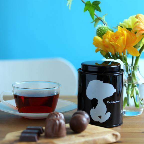 2缶紅茶ギフトボックス Snoopy ver.03