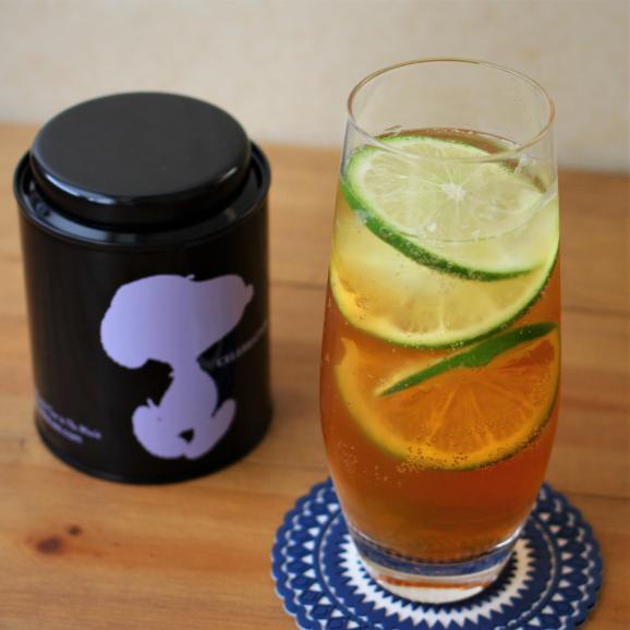2缶紅茶ギフトボックス Snoopy ver.04