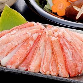 かに鍋 蟹 カニ ずわいがに 生ズワイガニ一口かにしゃぶだるまさん約1kg前後 若干折れが入る場合あり