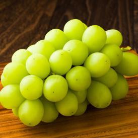 シャインマスカット ぶどう 送料無料 1房 600〜700g 福岡・熊本県産 マスカット 葡萄 ブドウ