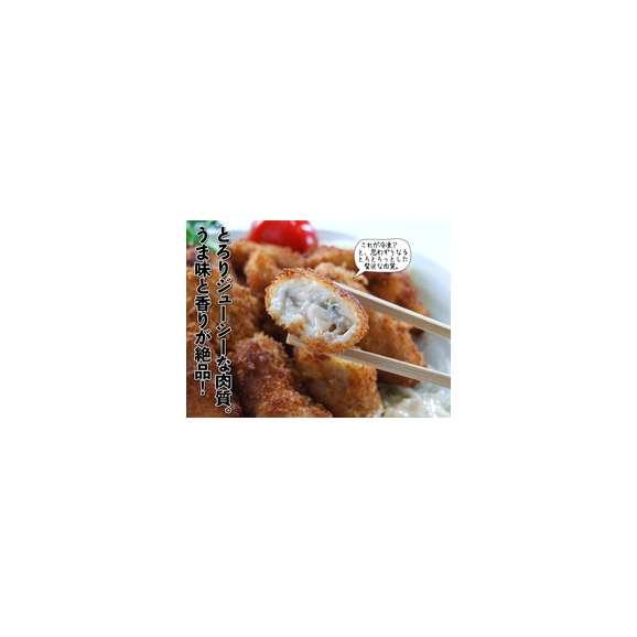【送料無料】『ジャンボ!かきフライ』450g(10個入り)冷凍【1配送先で2セット購入毎に1セット増量】*02
