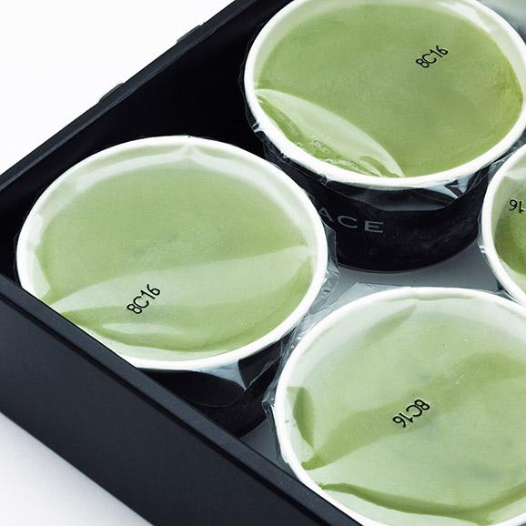 FRAGLACE お茶のアイスクリーム 【100mlカップ×6個】06
