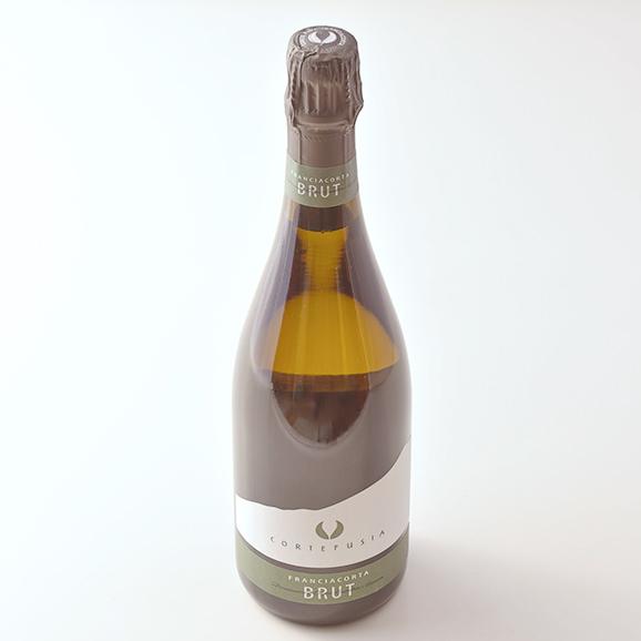 フランチャコルタ ブリュット / コルテ フジア(イタリア・スパークリングワイン) 750ml03