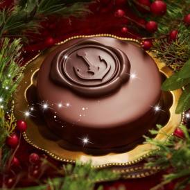 クリスマスケーキ ギフト 神戸魔法の生チョコザッハ