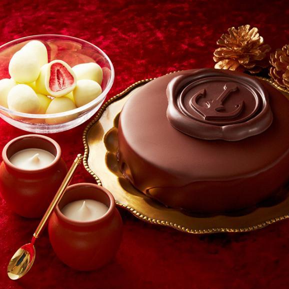 お中元 ギフト 魔法の生チョコザッハと壷プリンと苺トリュフのセット01