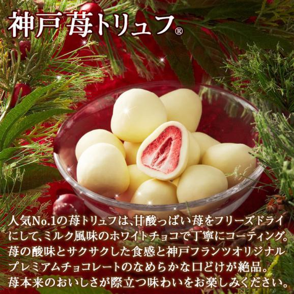 お中元 ギフト 魔法の生チョコザッハと壷プリンと苺トリュフのセット05