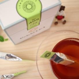 インド産本格茶葉・天然香料を使用したおしゃれな紅茶/ルーズリーフティー