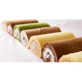 通販限定セット  冷凍便のロールケーキ 2本分の値段で3本買えます!!!