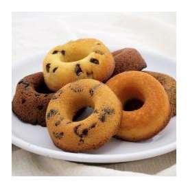 6種類から選べる 焼きドーナツ