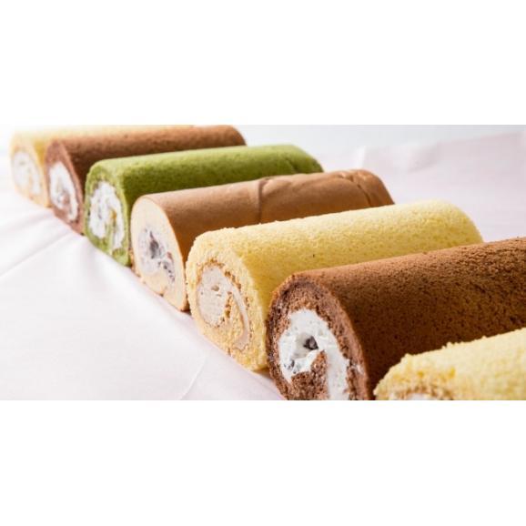 ロールケーキ 冷凍 和栗とナッツのロール ギフト スイーツ02