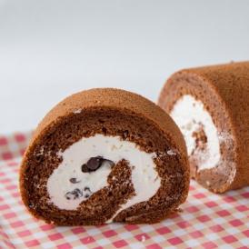 チョコチップロールケーキ ロールケーキ誕生日 ロールケーキ 洋菓子 スイーツ