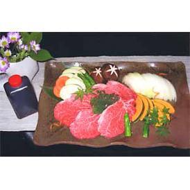 三田牛(または特選黒毛和牛)ヘレ肉(焼)セット