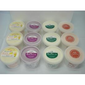 【数量限定】北海道産フルーツのアイスクリームと北斗市産トマトあいす  12個セット