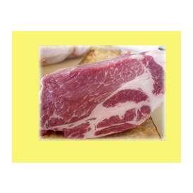 ★純粋黒豚「六白」★ 【肩ロース】 しゃぶしゃぶ・ステーキ・とんかつ・焼肉用・500g