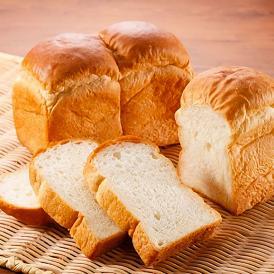 山型1斤食パン(冷凍タイプ) 3斤セット※軽 【オリジナル商品】