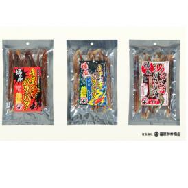 バクバク3種(赤、青、白各1セット)【60g×3】