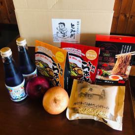 【北海道富良野】なまらガラナとTOMIKAWA オールスター 4種類ラーメンSET