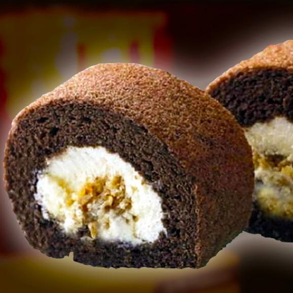 「ごぼう」から作られたロールケーキ La Bardane(ラ・バルダーヌ)2本セット04