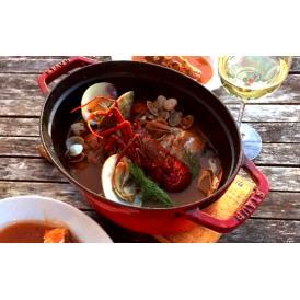 伊勢海老と地魚の ブイヤベースセット