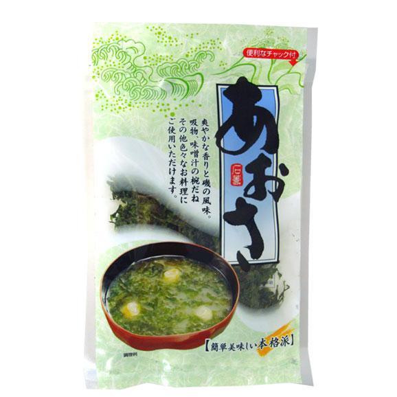 あおさ 鹿児島産 フタバのあおさ 15g お吸い物 味噌汁の具に 乾燥 あおさのり02